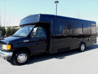 18 Passenger Party Buses Columbus
