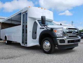 22 Passenger Party Bus Rental Columbus Ohio
