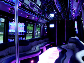22 Seater Party Bus Columbus OH