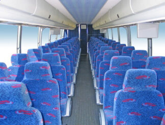 Columbus 50 Passenger Party Bus Service