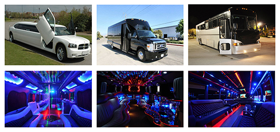 Columbus OH Party Bus Rental