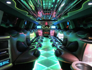 Hummer Limo Near Columbus