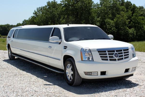 OH Cadillac Escalade Limos