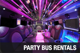 Ohio Columbus Party Bus Service