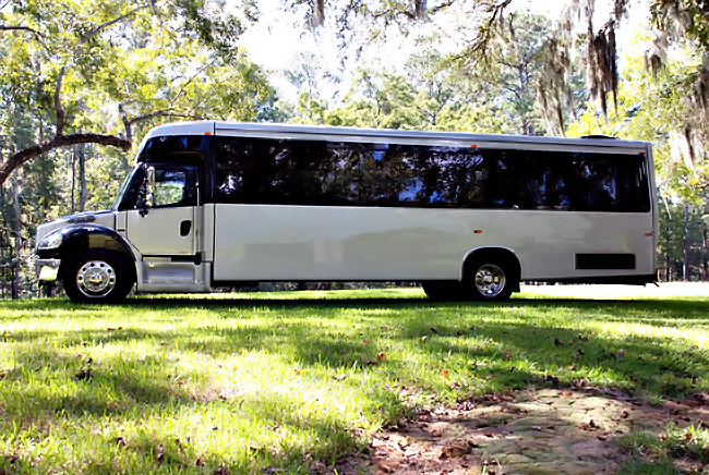 Columbus 40 Person Shuttle Bus