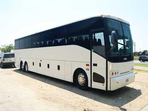 Columbus 56 Passenger Charter Bus